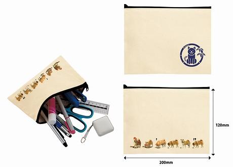 柴犬まる×書泉 フェア 新グッズ ペンケース